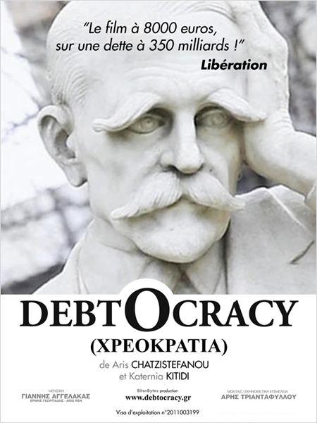 L'affiche de DEBTOCRACY